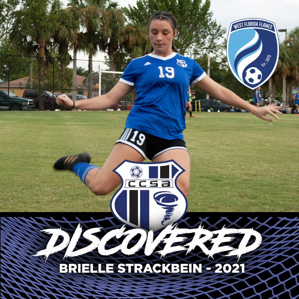 Brielle Strackbein